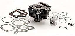 New Top End Rebuild Cylinder Piston Gasket Kit Honda XR CRF Z 50 50R