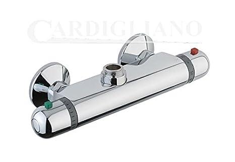 Gaboli miscelatore doccia termostatico attacco superiore