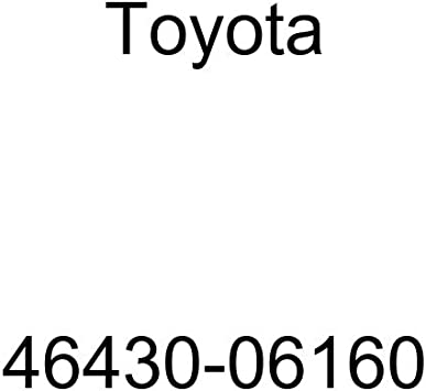 Genuine Toyota 46430-60030 Parking Brake Cable Assembly