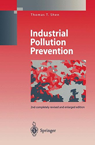 Download Industrial Pollution Prevention (Environmental Science and Engineering) ebook