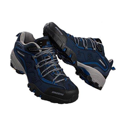 Showlovein Herren Multisport Outdoor Schuhe Trekking- & Wanderhalbschuhe cwjyfGZ5