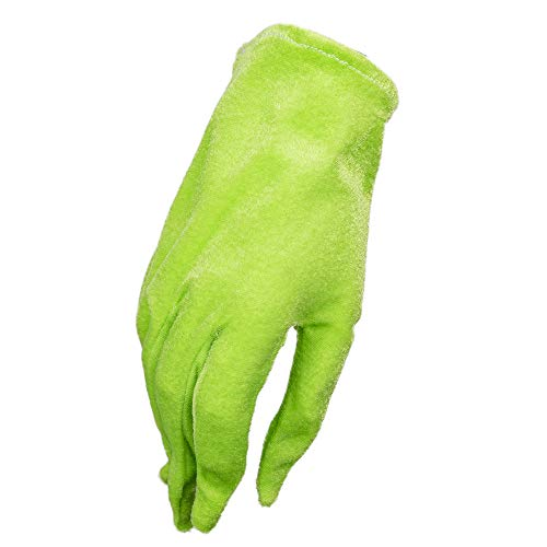 PONGONE Grinch Gloves Santa Gloves Christmas Cosplay Grinch Costume Suit Accessories -