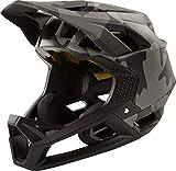 Fox Racing Proframe Helmet Black Camo, S