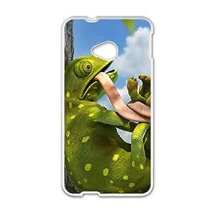 Creative Cartoon Pattern Custom Protective Hard Phone Cae For HTC One M7