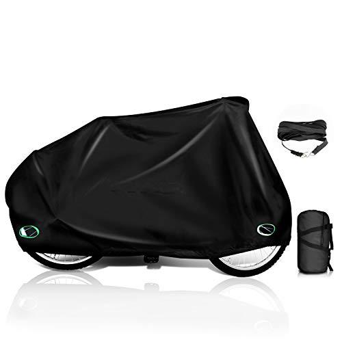 CoverUp! hoes voor buitenopslag – fietshoes waterdicht buiten – robuuste fietstent met practische zak – fietspyama met…