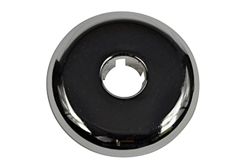 Danco 62322 1/2'' Split Escutcheon, Chrome by Danco