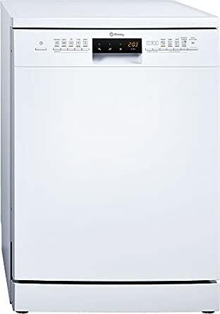 Balay 3VS706BA lavavajilla Bajo encimera 13 cubiertos A+++ ...