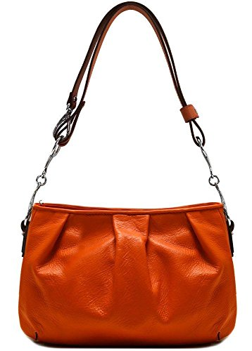 Orange Firenze Hobo Hobo Crossbody Crossbody Orange Firenze Firenze BaS6wq8