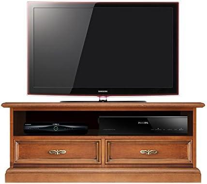 Arteferretto Mueble de TV, Mueble de salón en Madera, Mueble bajo ...
