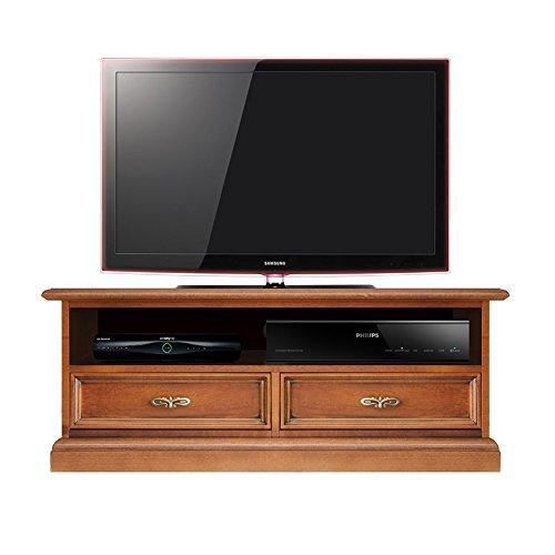 Porta tv basso con vano per soudbar, mobile per tv stile ...