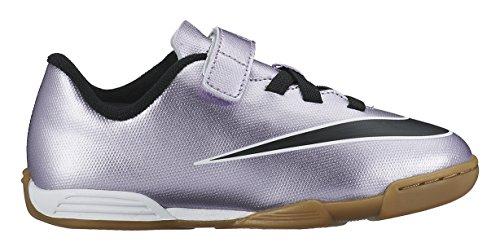 Nike Jr Mercurial Vortex Ii (V) Ic, Zapatillas de Deporte para Niñas Morado / Negro / Amarillo / Blanco (Urbn Lilac / Blk-Brght Mng-White)