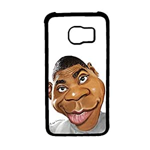 Printing Tracy Morgan For Samsung Galaxy S6 Design Phone Case For Kid Choose Design 2