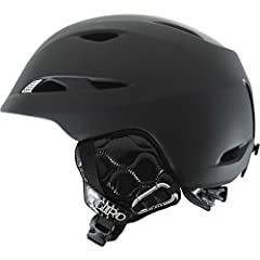 Like its brother helmet - The Montane, The Lure is built feather-light while offering exceptional fit and crucial functions like adjustable Thermostat Control venting. Plush ear pads and playful color palette add extra style points to this al...