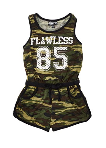 a33885-cmo-10-12g-chilipop-girls-tank-shorts-romper-elastic-drawstring-waist-camouflage-pattern