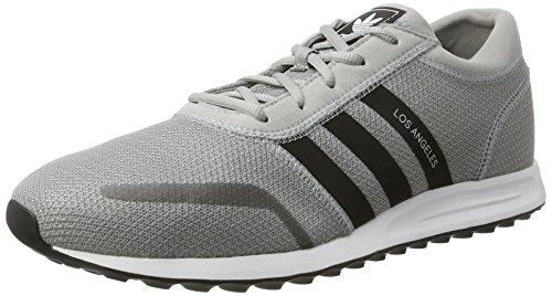 Adidas Unisexe Adulte Los Angeles Sneakers Gris (gris / Noir)