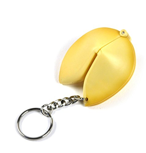 Fortune Cookie Key Ring with LED Message