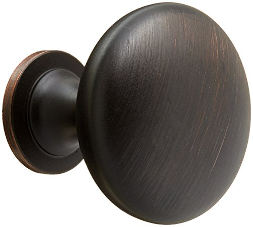 Amerock BP53005-ORB Allison Oil Rubbed Bronze Round Cabinet Knob 30 Pack