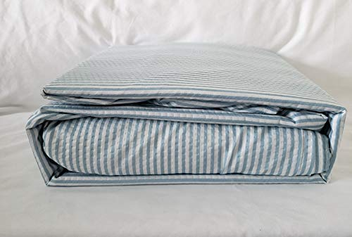 Coastal Escape Seersucker Queen 6pc. Sheet Set (Bed Seersucker Sheets)