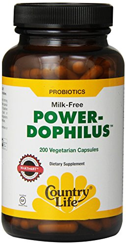 Country Life Power-Dophilus, 200-Count