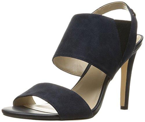 Calvin Klein Women Safari Dress Sandal Navy
