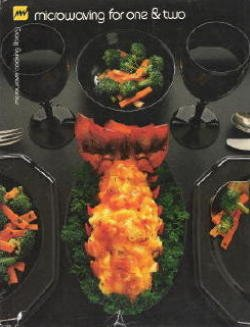 Microwaving For One & Two (Microwave Cooking Library) by Barbara Methven