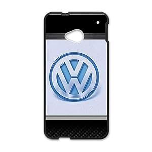 Personal Customization vw konzern marken Hot sale Phone Case for HTC ONE M7 Black