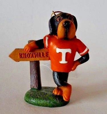 (Oxbay Tennessee Volunteers Mascot Resin Ornament 4