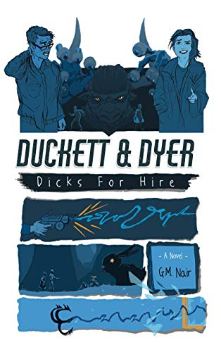 Image result for is duckett and dyer: dicks for hire an indie book