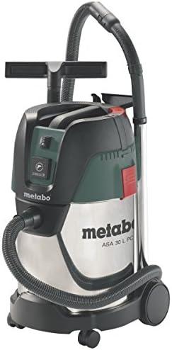 Metabo 6.02015.00 602015000-Aspirador para seco y húmedo ASA 30 L ...