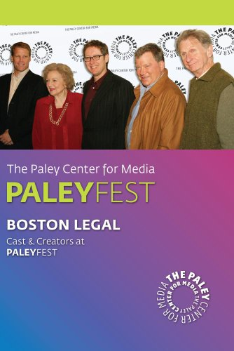 Click for larger image of 2005 PaleyFest: Boston Legal