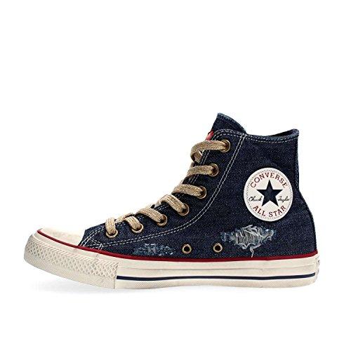 Sneakers CT Femme Denim 156917 Ltd Converse Denim Hi As 7apqZwYv