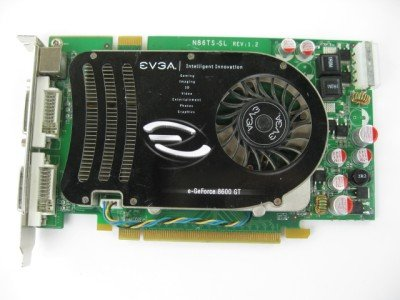 512 P2 N757 BE - evga 512 P2 N757 BE EVGA E GeForce 8600 GT 512MB 512 P2 N757 TR Video Graphics Card Tested