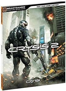Crysis 2 official strategy guide (bradygames signature guides.