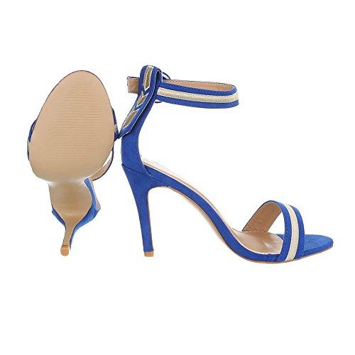 Ital Mujer Azul Design Ital Plataforma Design Rqdn7wvW