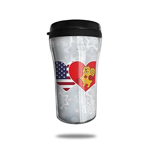 Travel Maple Mug Toronto Leafs (USA Flag Canada Boxing Beaver Coffee Cup Personalized Travel Mug)