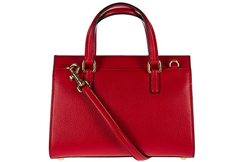 Dolce&Gabbana borsa donna a mano shopping in pelle nuova rosso