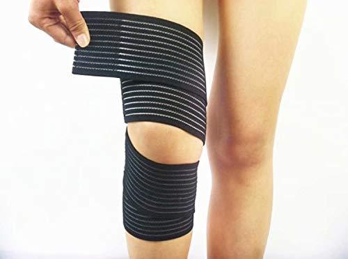 スピードラップ 膝 もも すね レッグ ふくらはぎ 肘 腕 兼用型 肉離れ サポーター 男女兼用