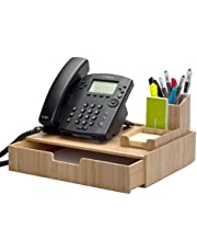 MobileVision Telephone Wood Stands