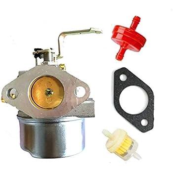 Amazon com : USPEEDA Carburetor for Generac 6672-0 6674-0 RS5500