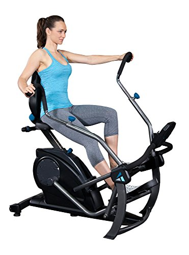 Teeter FreeStep Recumbent Cross Trainer by Teeter