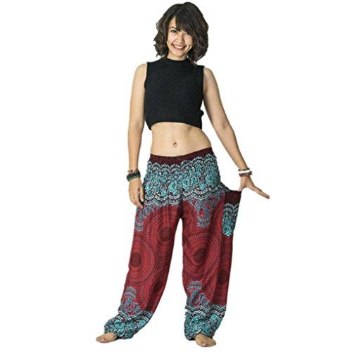 Belly Dance Costumes Florida - GoodLock Men Women Boho Hippy Harem