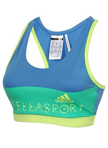 Blue Yellow adidas Light Donna Flash Lucky sportivo Reggiseno wxwvqHSIO