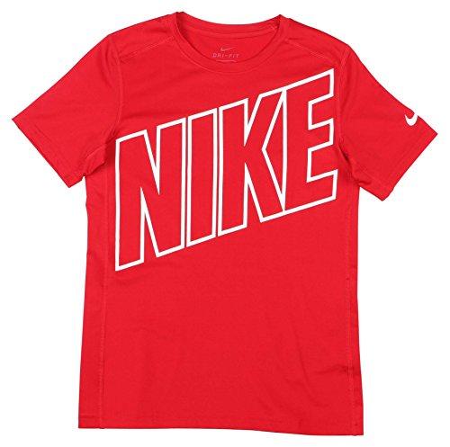 Nike Big Boys' (8-20) Dri-Fit Cool Baselayer Training Top