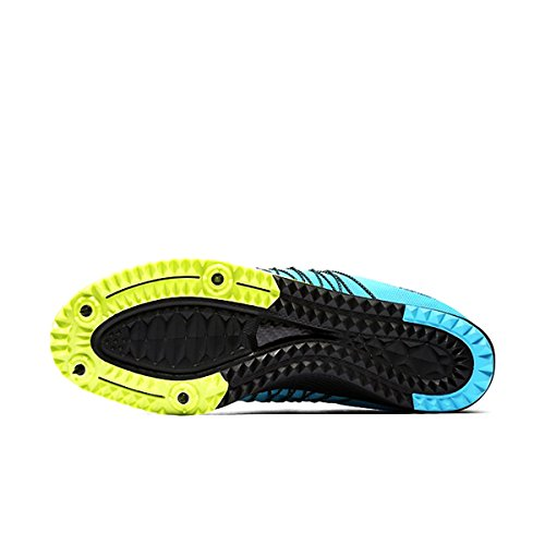 chaussures Nike Zoom Victoire Xc Cross Country Distance Pointes Chaussures  Hommes Taille 12 (bleu, ...