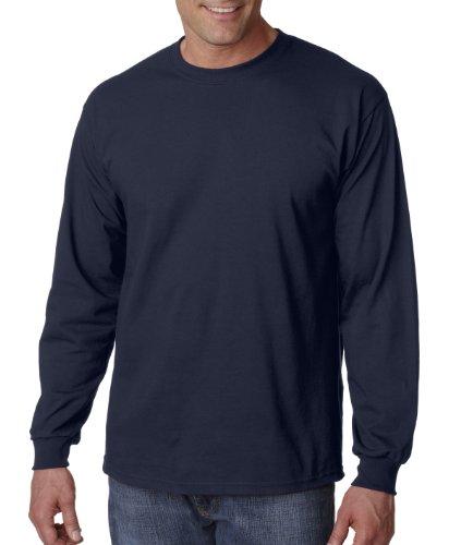 Gildan 6.1 oz Ultra Cotton Heavyweight Long Sleeve - Cotton Heavyweight T-shirt Ultra