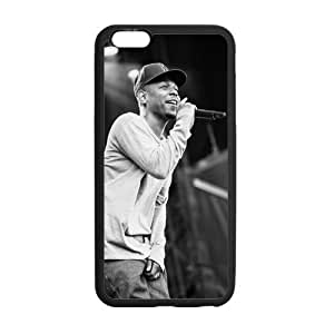 Onshop Kendrick Lamar Custom Case for iPhone 6 plus (Laser Technology)