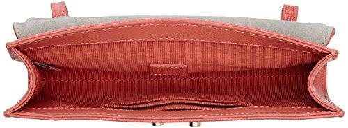 Furla 810885 Metropolis Mini Borsa a Secchiello, Pelle, Colore Corallo, 15 cm