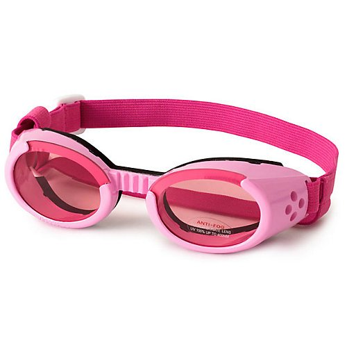 Doggles ILS Pink Dog Glasses Medium by Doggles