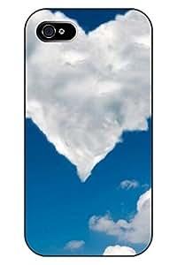 iphone covers Classic Hard Case Apple Iphone 6 plus 4G--Heart Shape Cloud