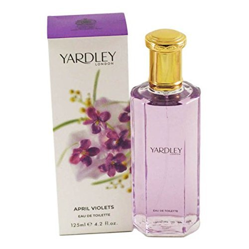 APRIL VIOLETS - Yardley Of London EDT SPR 4.2 oz / 125 ml
